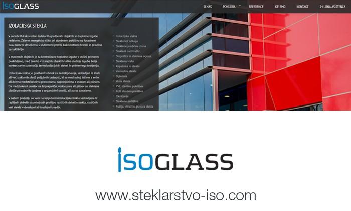 ISO steklarstvo